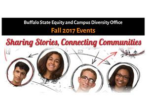 Fall 2017 diversity events poster